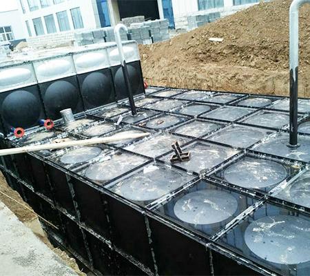河南雨水回收系统