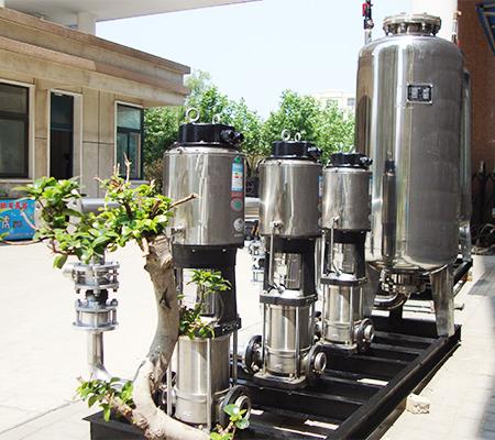 河南不锈钢增压给水设备