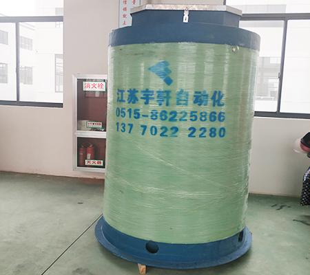 一体化提升泵站厂家