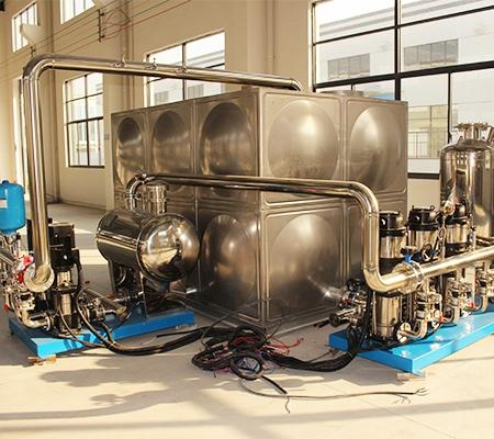 安徽箱式一体化智能泵站