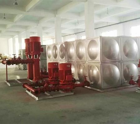 河南智能化箱式泵站