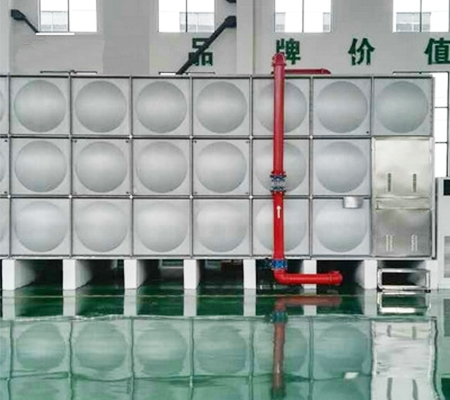 增压稳压给水设备