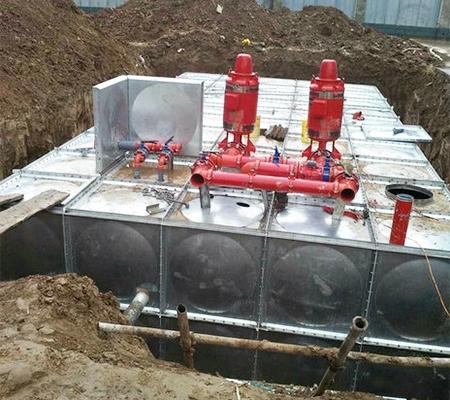 安徽消防稳压增压给水设备