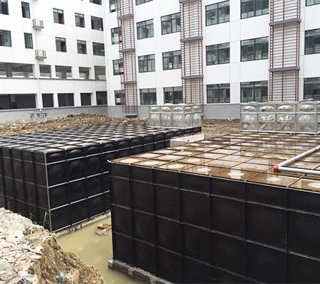 地埋式一体式预制泵站