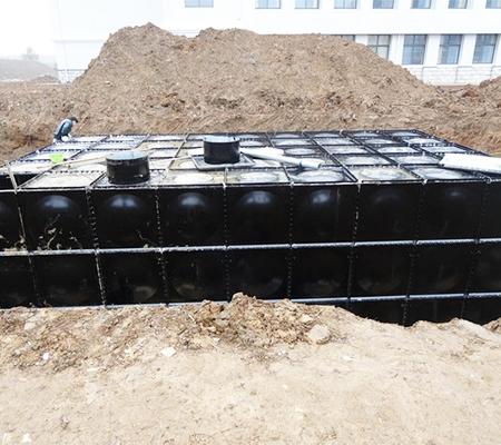 箱泵一体化消防设备