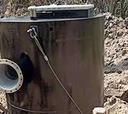 城镇排水一体化预制泵站