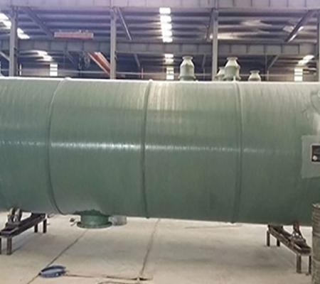 一体化预制泵站筒体