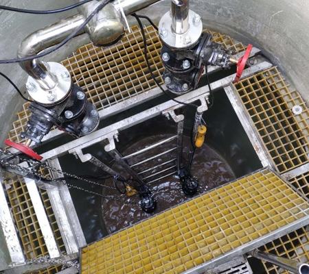 安徽GRP一体化预制泵站