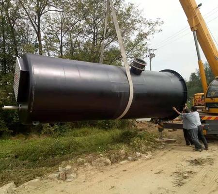 不锈钢一体化预制泵站